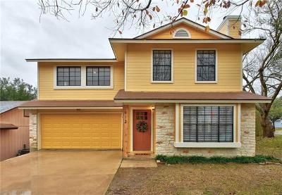 Hays County, Travis County, Williamson County Single Family Home For Sale: 913 Sweetwater River Dr