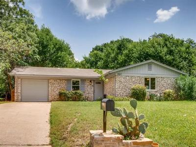 Austin Single Family Home For Sale: 9007 Glenn Ln