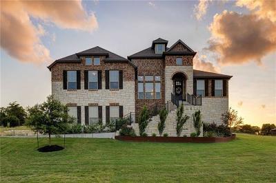 Hays County Single Family Home Pending - Taking Backups: 381 Gato Del Sol Ave