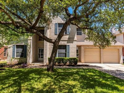 Austin Single Family Home For Sale: 7121 Wandering Oak Rd