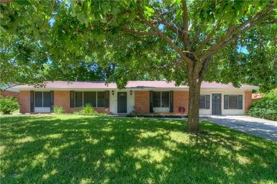 Single Family Home For Sale: 11804 Spring Hill Dr