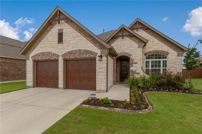 Pflugerville Single Family Home Pending - Taking Backups: 21508 Hines Ln