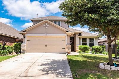 Buda Single Family Home Pending - Taking Backups: 2496 Garlic Creek Dr