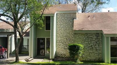 Round Rock Condo/Townhouse Pending - Taking Backups: 500 Hesters Crossing Rd #205
