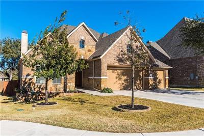 Cedar Park Single Family Home Pending - Taking Backups: 130 Driftwood Dr