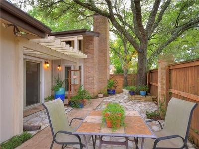 Travis County Condo/Townhouse For Sale: 7909 Ridgeline