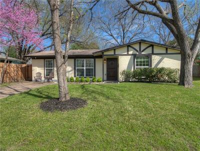 Single Family Home Pending - Taking Backups: 8003 Bon Air Dr