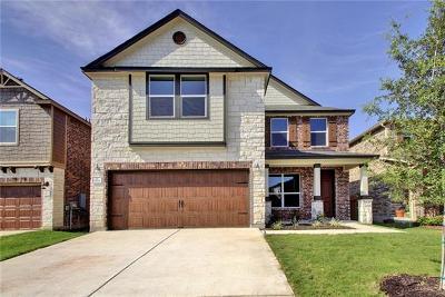 Pflugerville Single Family Home For Sale: 654 Landon Samuel Loop
