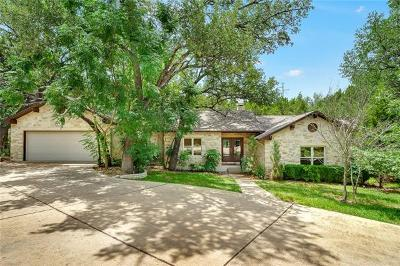 Austin, Lakeway Single Family Home For Sale: 107 Crest View Dr
