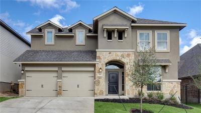 Georgetown TX Single Family Home Pending: $387,900