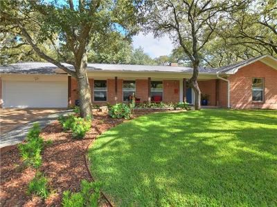 Austin Single Family Home Pending - Taking Backups: 4008 Sierra Dr