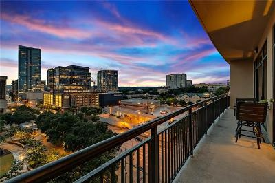 Austin Condo/Townhouse For Sale: 311 W 5th St #803
