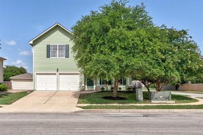 Buda Single Family Home Pending - Taking Backups: 369 Bradfield Dr