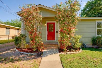 Single Family Home Pending - Taking Backups: 808 W Oltorf St