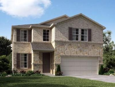 Leander Single Family Home For Sale: 640 Sigourney Way