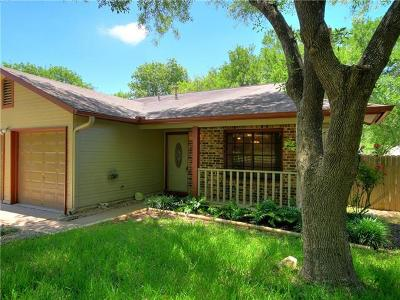 Austin Single Family Home For Sale: 9806 Briar Ridge Dr