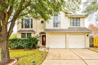 Austin Single Family Home For Sale: 13528 Oregon Flats Trl