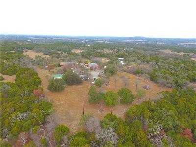 Liberty Hill Farm For Sale: 204 Blessing Ranch Rd