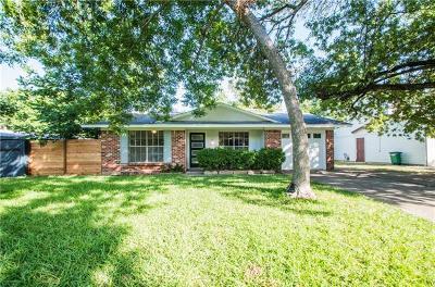 Single Family Home For Sale: 5207 Creekline Dr