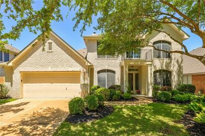 Cedar Park Single Family Home Pending - Taking Backups: 1240 Fall Creek Loop