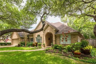 Hays County, Travis County, Williamson County Single Family Home For Sale: 3506 Denbar Ct