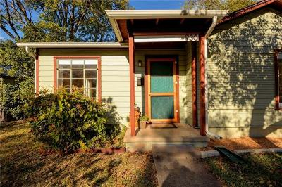 Travis County Single Family Home For Sale: 930 E 49 1/2 St