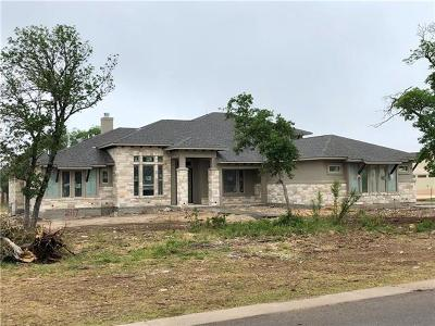 Leander Single Family Home Pending - Taking Backups: 2117 High Lonesome