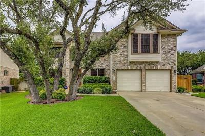 Round Rock TX Single Family Home For Sale: $380,000