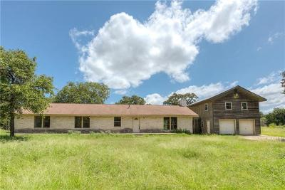 Bastrop County Single Family Home For Sale: 510 Thousand Oaks Dr