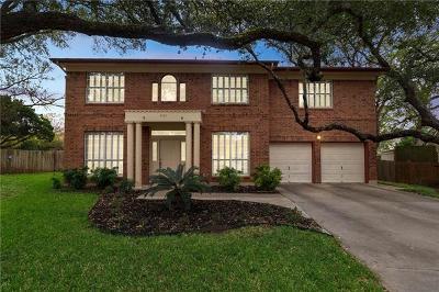 Austin Single Family Home Pending - Taking Backups: 6507 Halsey Ct
