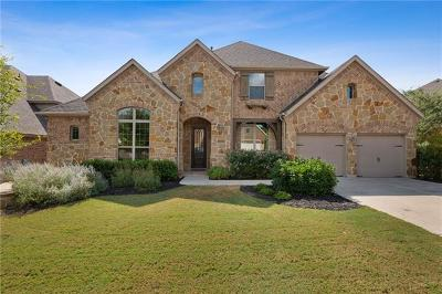 Austin Single Family Home For Sale: 8800 Ambrosia Dr