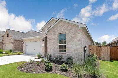 Leander Single Family Home For Sale: 2608 Granite Hill Dr