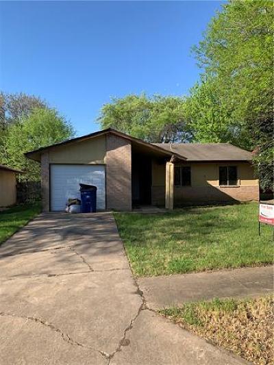 Austin Single Family Home Pending - Taking Backups: 2501 Lakehurst Dr