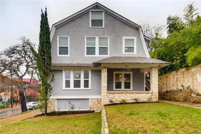 Austin Multi Family Home For Sale: 810 W 32nd St