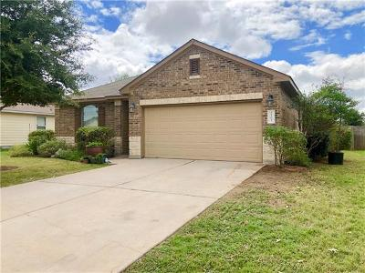 Taylor Single Family Home For Sale: 2103 Brewers Pl