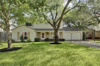 Austin Single Family Home Pending - Taking Backups: 11825 Eubank Dr