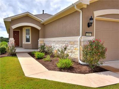 Georgetown Single Family Home Pending - Taking Backups: 311 Kings Creek Rd