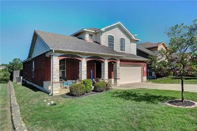 Austin Single Family Home Pending - Taking Backups: 11840 Gaelic Dr