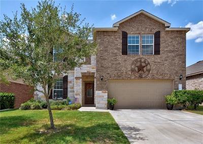 Buda Single Family Home For Sale: 226 Carrington Dr