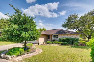 Hays County, Travis County, Williamson County Single Family Home For Sale: 8413 Roan Ln