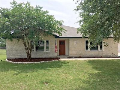 Buda, Kyle Single Family Home Active Contingent: 201 Maybrook Dr