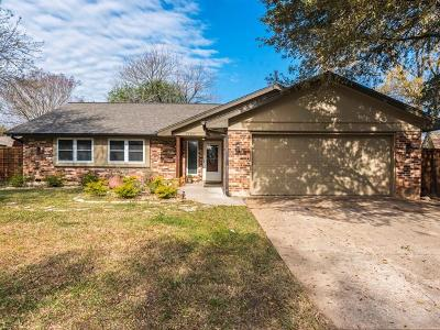 Single Family Home For Sale: 12300 Waterside Trl