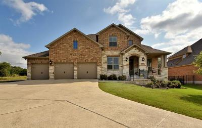 Single Family Home For Sale: 8801 Rocky Creek Blvd #7