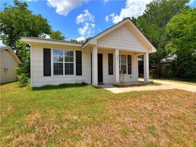 Belton Single Family Home For Sale: 402 N East St