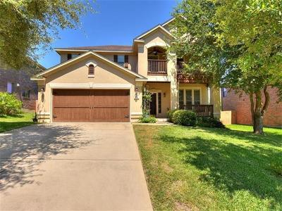 Hays County, Travis County, Williamson County Single Family Home For Sale: 10225 Grizzly Oak Dr