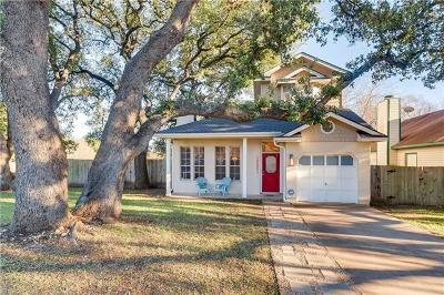 Travis County Single Family Home Pending - Taking Backups: 10201 Ivanhoe Trl