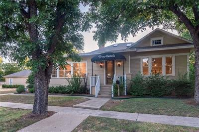 Georgetown Single Family Home For Sale: 1008 S Rock St