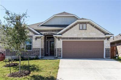 Liberty Hill Single Family Home For Sale: 205 Estima Ct