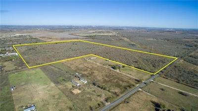 Buda Farm For Sale: 11420 Schriber Rd