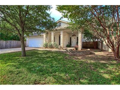 Austin TX Single Family Home For Sale: $309,000